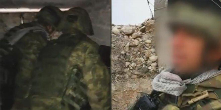 Afrin'de son durum... İlk kez görüntülendi...
