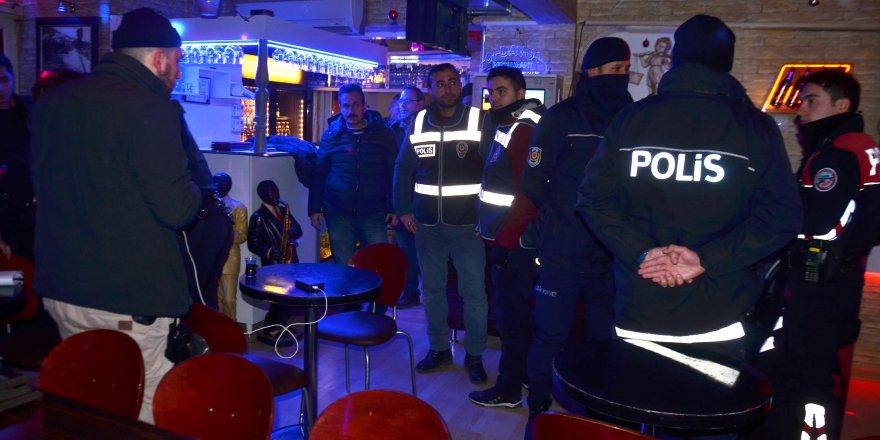 Mudanya'da asayiş uygulaması