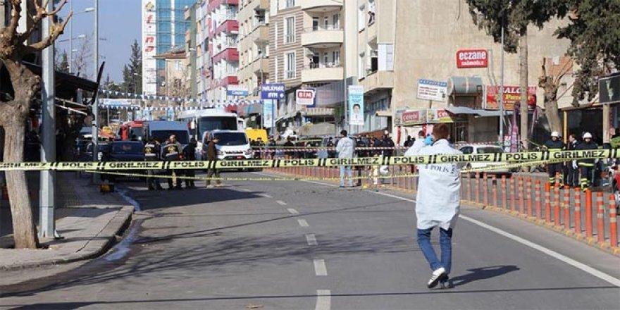 PYD/PKK'dan Kilis'e roketli saldırı