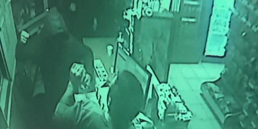 Bursa'da benzin istasyonunda silahlı soygun