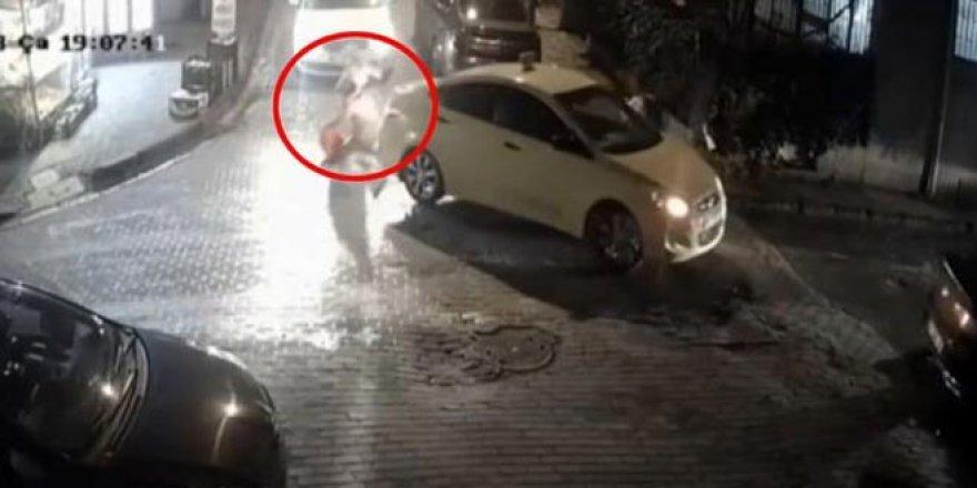 Anne ve bebeği ölümden döndü, taksicinin sözleri kan dondurdu