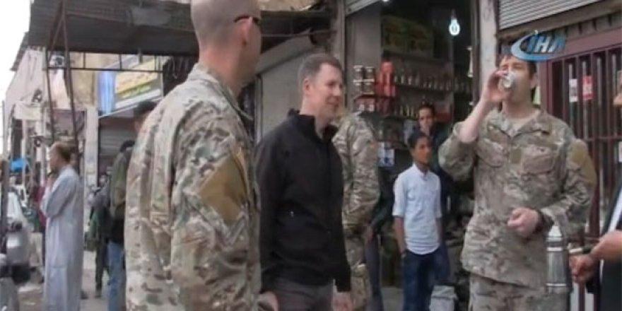 ABD'den skandal hamle! YPG ile yan yana görüntü verdiler!