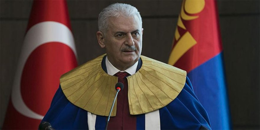 Başbakan Yıldırım: Türkiye dünya barışı için mücadele ortaya koyuyor