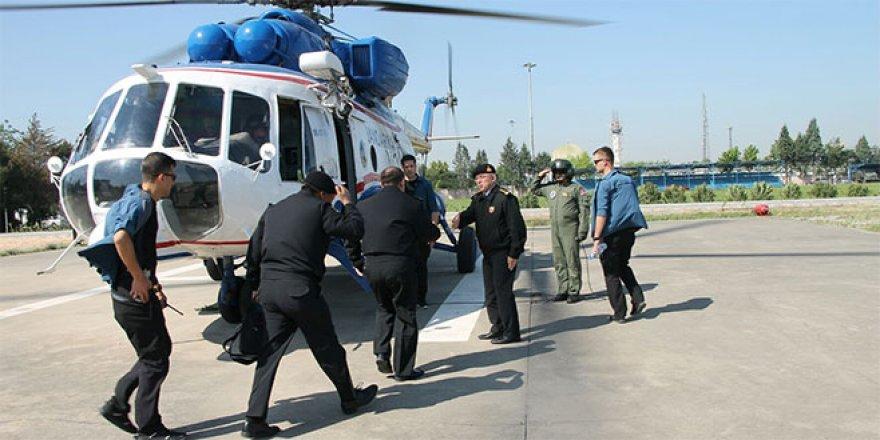 Bursa'da helikopter destekli operasyon