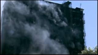 16 katlı apartmanda yangın: 15 ölü