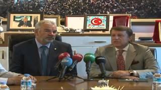 Bursaspor'da mazbata töreni yapıldı
