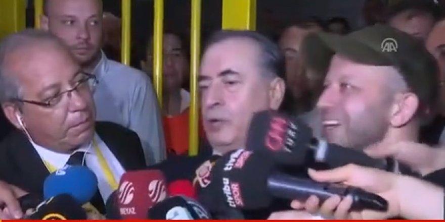 Galatasaraylıların hışmına uğrayan Rıza Kocaoğlu, ilk kez konuştu