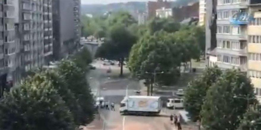 Belçika'da kanlı çatışma: 3 ölü