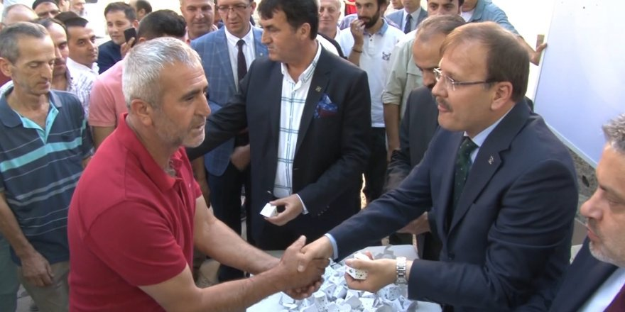 Başbakan Yardımcısı Hakan Çavuşoğlu'ndan Suruç açıklanması