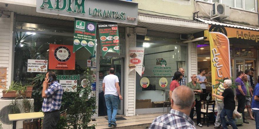 Lokantaya alınmadı, mekan sahibini bıçakladı