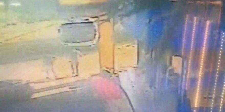 Bursa'da tersten giden halk otobüsü dehşeti kameraya yansıdı...