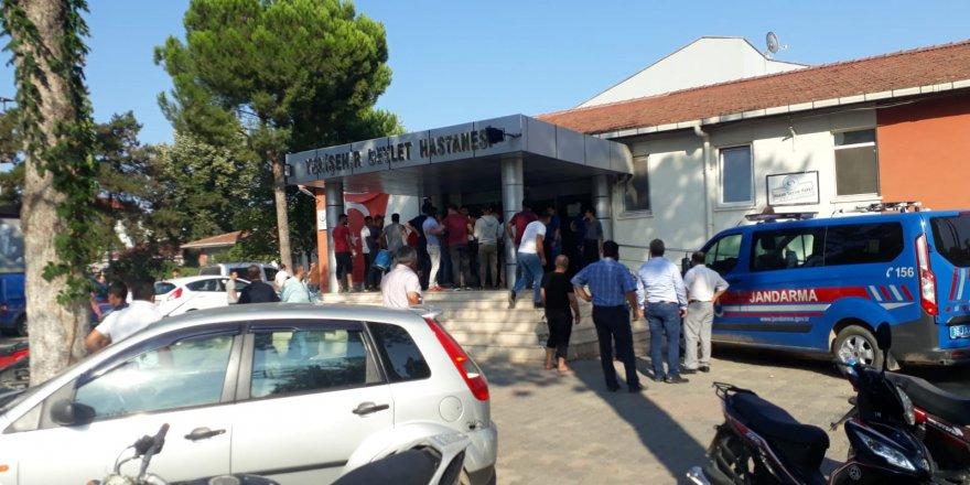 Bursa'da tehlikeli gerginlik...