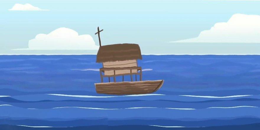 Okyanusun ortasına sürüklenen balıkçı 49 gün boyunca neler yaşadı?