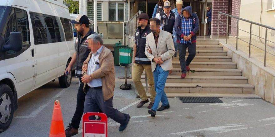 Bursa'daki milyonluk vurguna 4 tutuklama