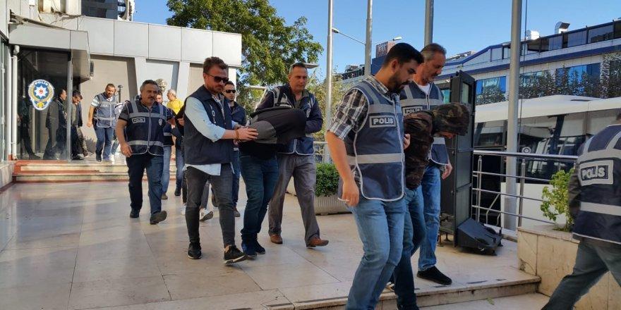 Bursa'da fuhuş operasyonu