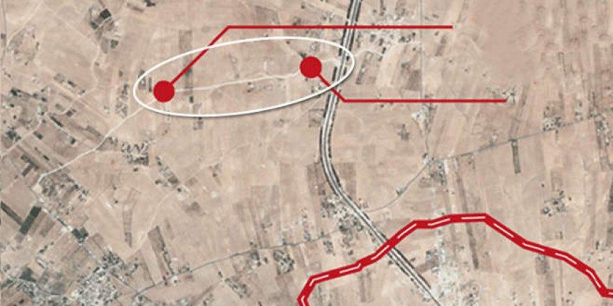 Uydu fotoğraflarında ortaya çıktı! PKK bölgeyi çukurlarla çevreledi…