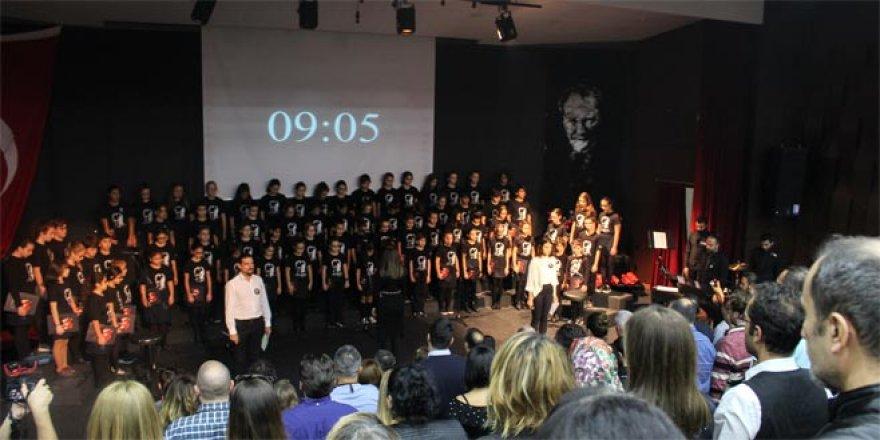 Çağdaş Öncü Okulları, Ata'yı unutmadı
