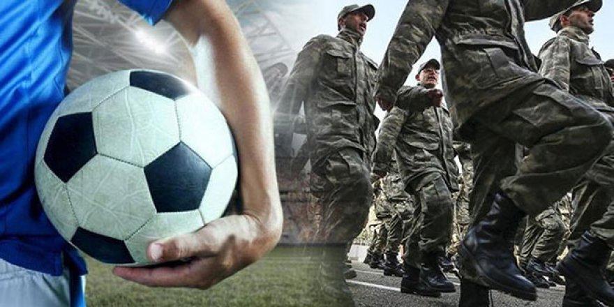 Süper Lig'den bedelli askerliğe 77 futbolcu!