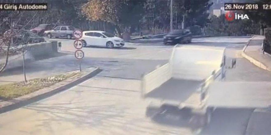 ODTÜ'lü İrem'i ölüme götüren ihmal güvenlik kamerasında