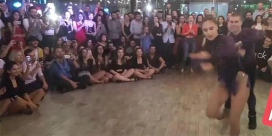 Şampiyon Cem'in son dansı ortaya çıktı!