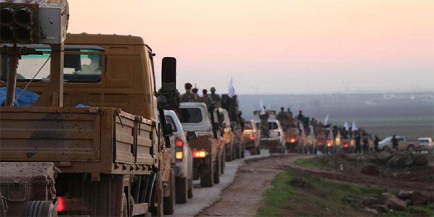 Özgür Suriye Ordusu, Münbiç'e ilerliyor