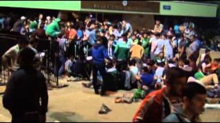 Bursaspor-Galatasaray bileti için geceyi kuyrukta geçirdiler