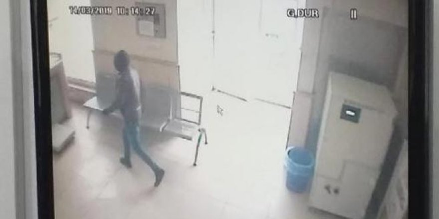 PTT şubesinden silahlı soygun