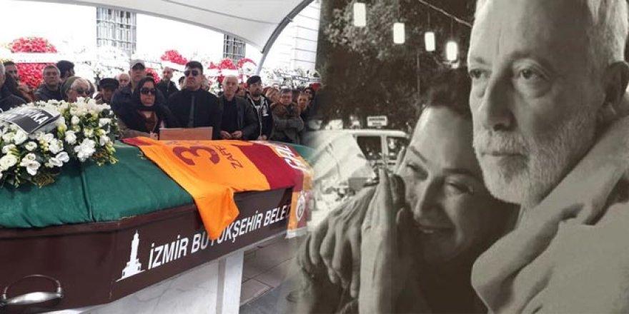 Demet Akbağ'ın eşi Zafer Çika'nın cenazesi camiye getirildi! Vasiyeti ortaya çıktı