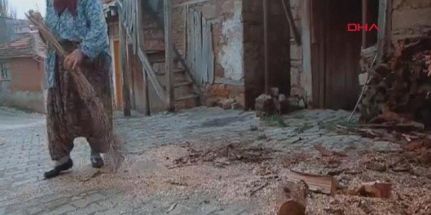 Köylülerin 'Hey Onbeşli' videosuna sosyal medyada yoğun ilgi
