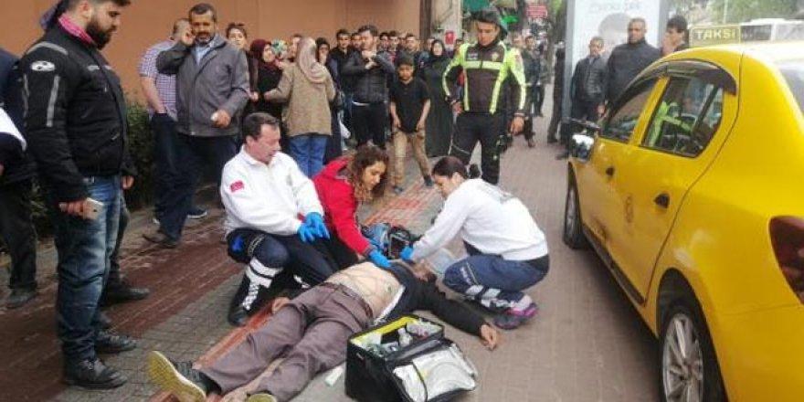 Direksiyon başında kalp krizi geçirdi! Kalp masajıyla hayata döndü