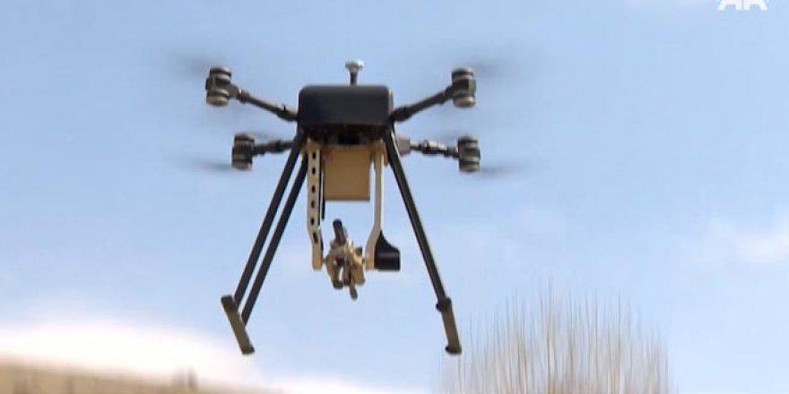 İşte ilk milli silahlı drone