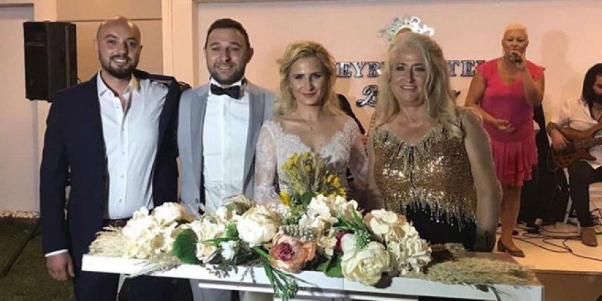 Olay'ın başarılı spikeri evlendi