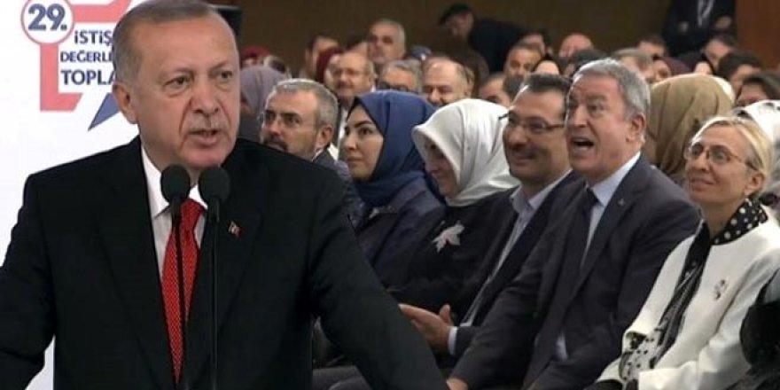Erdoğan 'Refah Partisi' dedi, Hulusi Akar uyardı