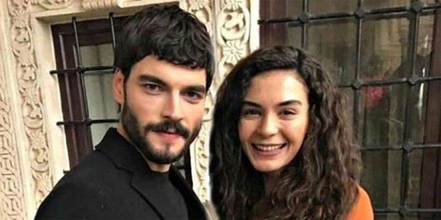 Ebru Şahin ve Akın Akınözü'nün dans görüntüleri olay oldu