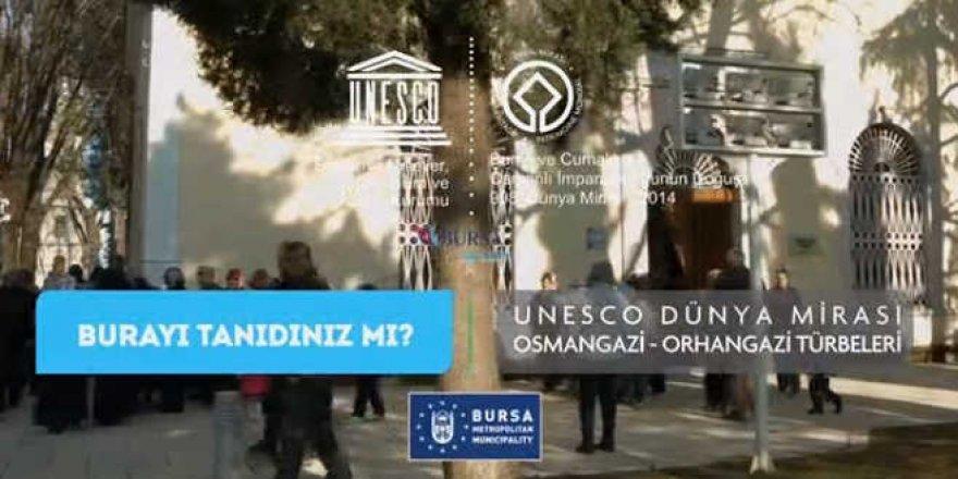 Burayı Tanıdınız mı? - Osmangazi - Orhangazi Türbeleri - Bölüm 02