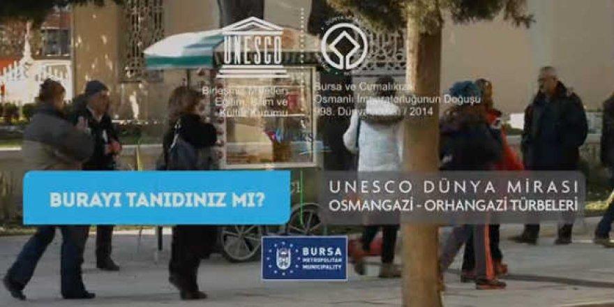 Burayı Tanıdınız mı? - Osmangazi - Orhangazi Türbeleri - Bölüm 04