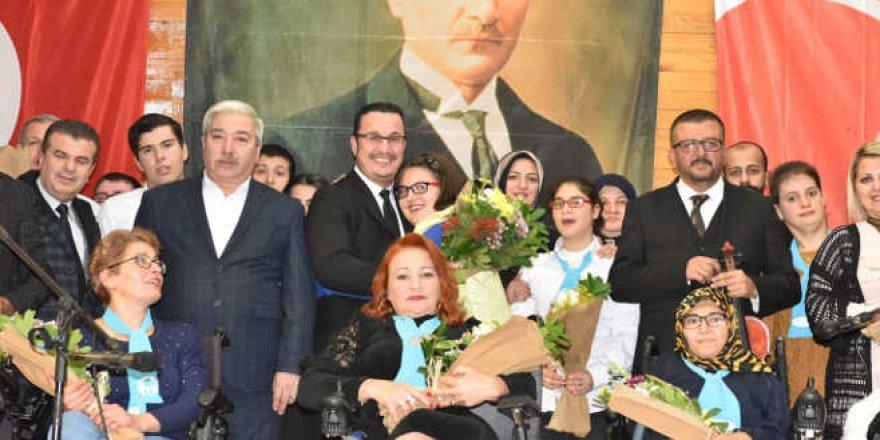 Mustafakemalpaşa'da engelleri aşan konser