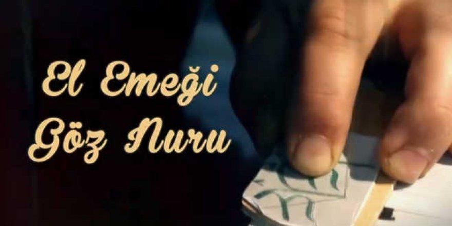 BUSMEK El Emeği Göz Nuru - Naht Sanatı