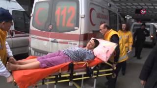 Şiddetli lodos Bursa'da hayatı felç etti