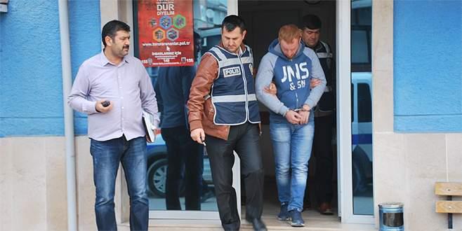 Bursada IŞİD operasyonu: 12 kişi yakalandı 73