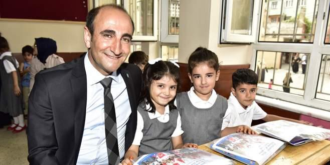 Bursa Haberleri: Yıldırım'da duyarlı belediyecilik' yaptık 63