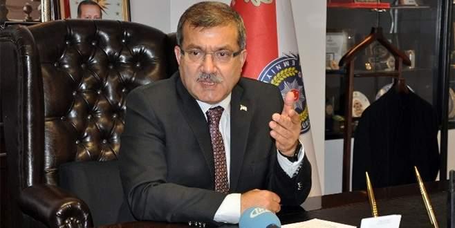 İzmir emniyet müdürü Antalya'ya gidiyor