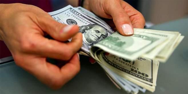 Dolar/TL rekorunu 3,7387'ye taşıdı