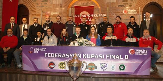 Kupa sahibini Bursa'da bulacak