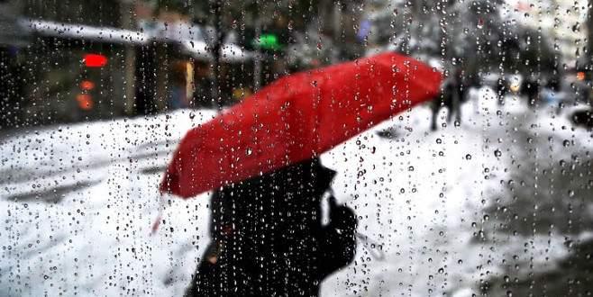 Meteoroloji'den 'Bursa' için flaş uyarı