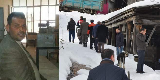 Bursa'da kayıp engelli adam için seferberlik