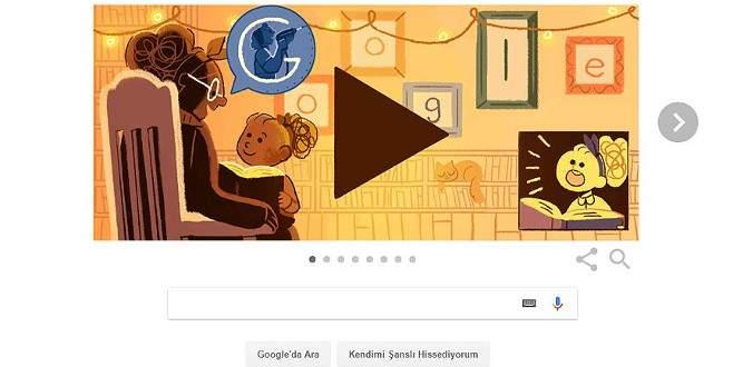 Google, 8 Mart Dünya Kadınlar Günü'nü kutladı