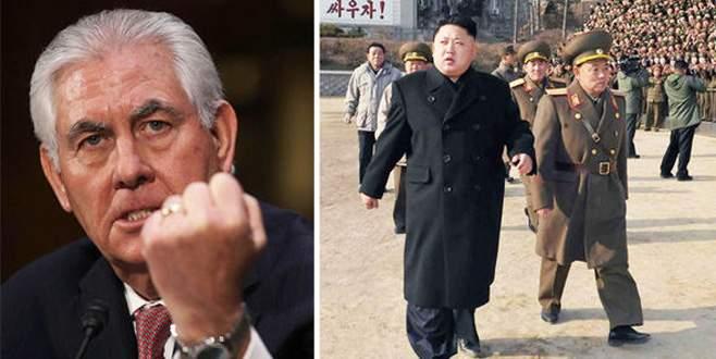 Kuzey Kore'ye savaş tehdidi