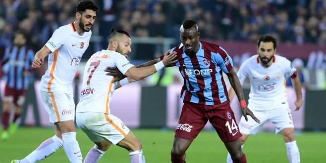 Trabzonspor 2-0 Galatasaray