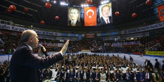 'Türkiye tüm meselelerin üzerinden gelecek imkana sahiptir'